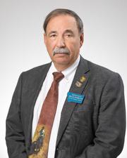 Rep. Bradley Hamlett, D-Cascade