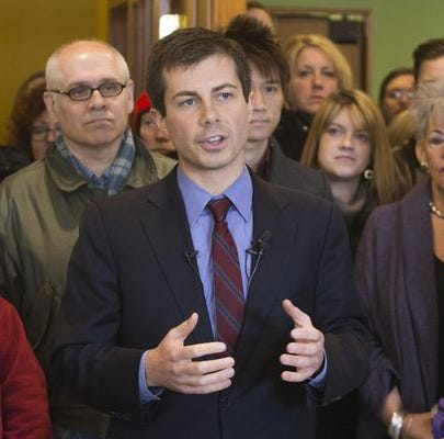 Opinion: Pete Buttigieg's campaign slides toward socialism