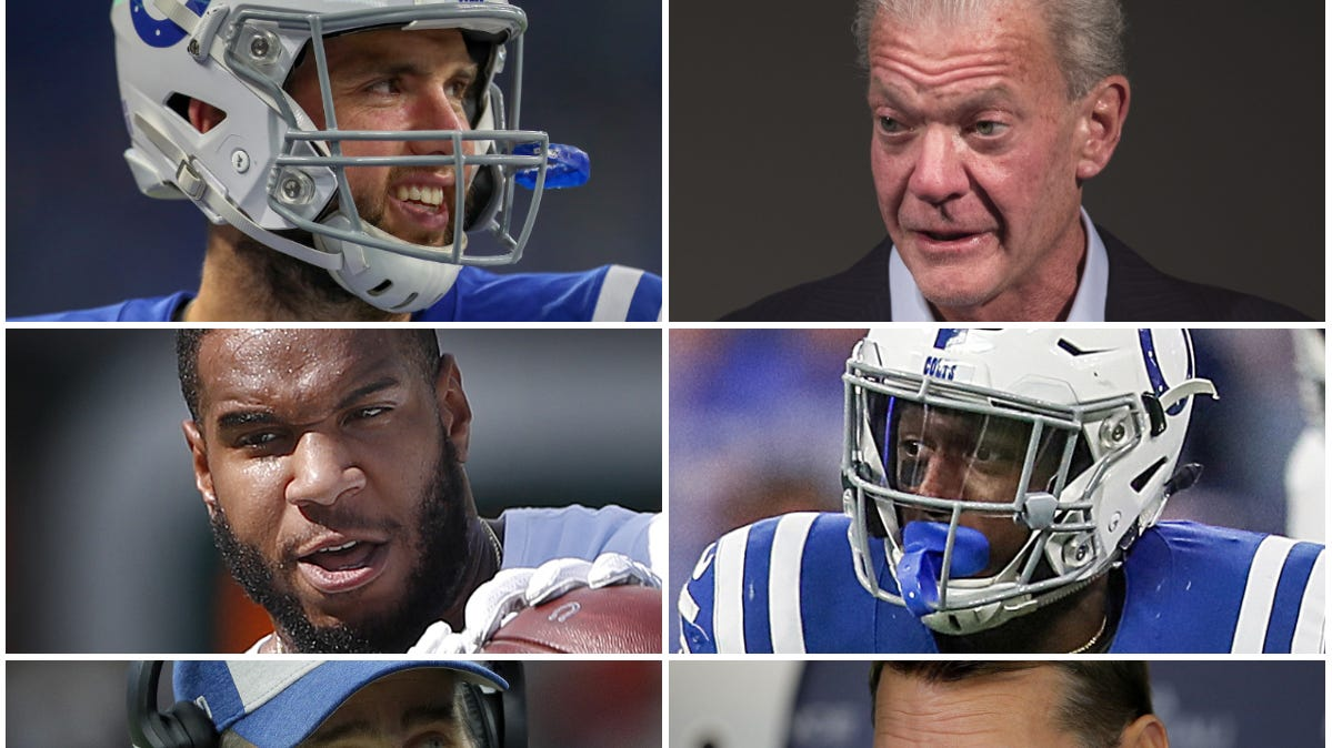 The Colts biggest winners from 2018 include...