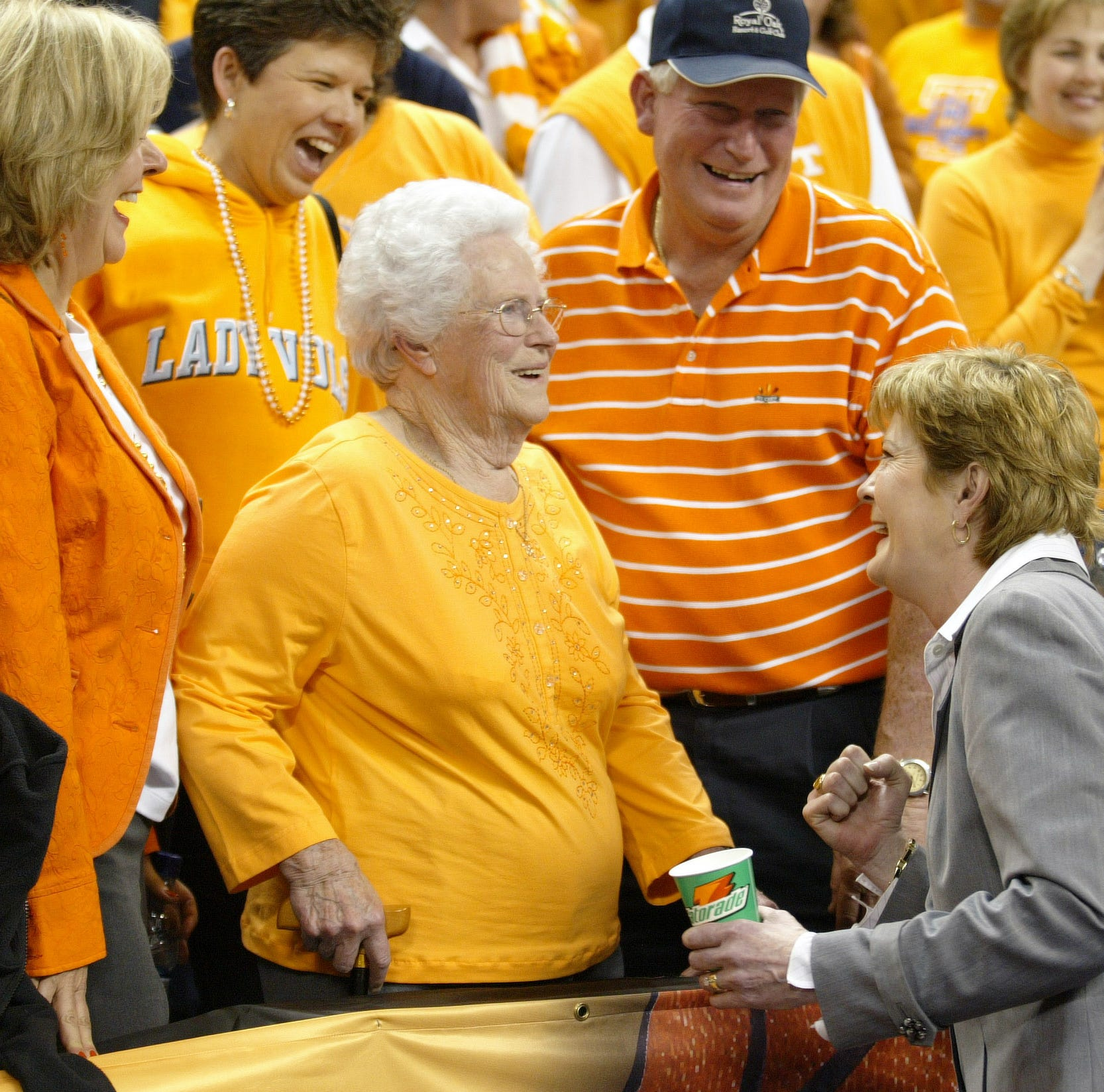 Hazel Head, mother of former Lady Vols coach Pat Summitt, has died