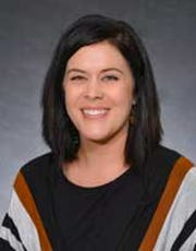 Dr. Stacia Martin-West is an associate professor at the University of Tennessee's College of Social Work.