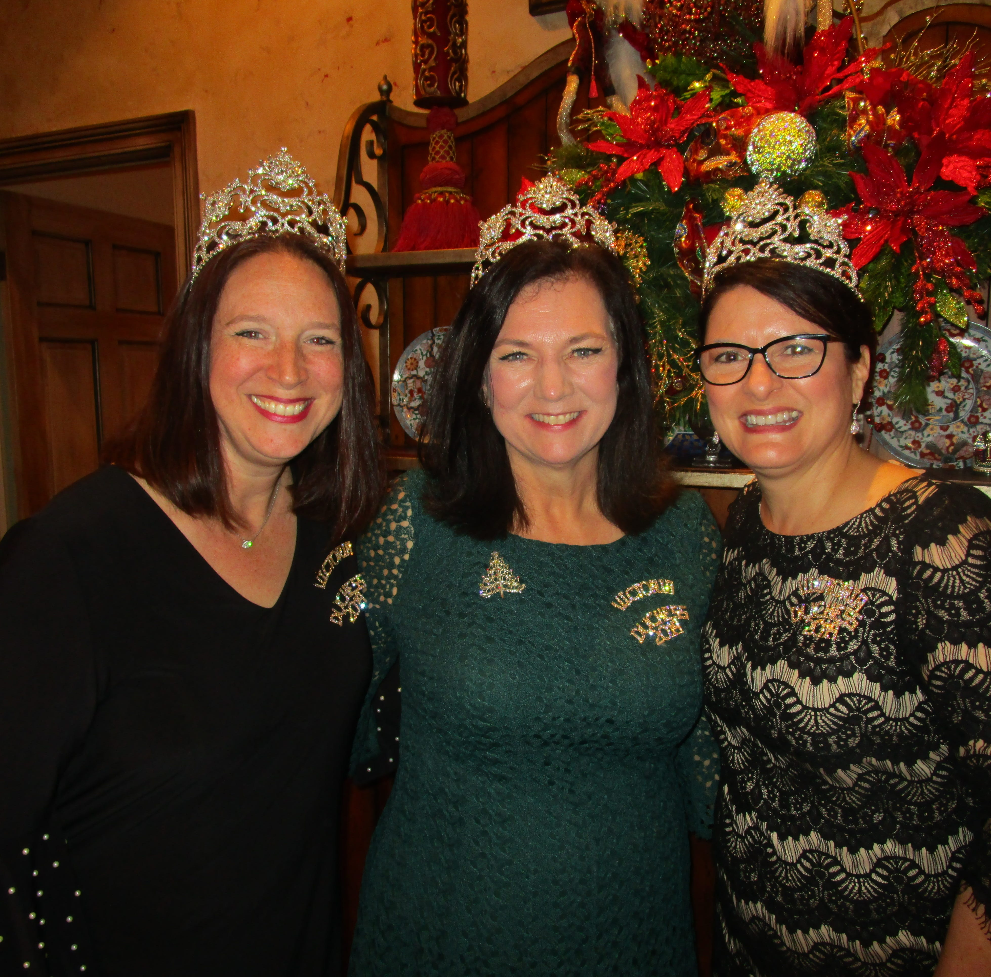 Krewe of Victoria rings in the holidays in royal style