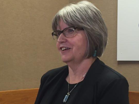 Library Director Teresa Elberson