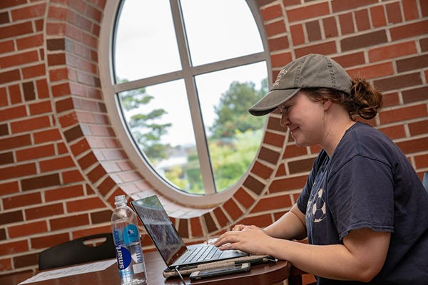 Students who graduate from the University of Louisiana at Lafayette's new online business management program may be able to find jobs in marketing, human resources, sales, communications, project management and insurance and risk management.