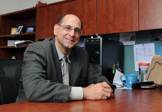Lancaster City Schools Superintendent Steve Wigton