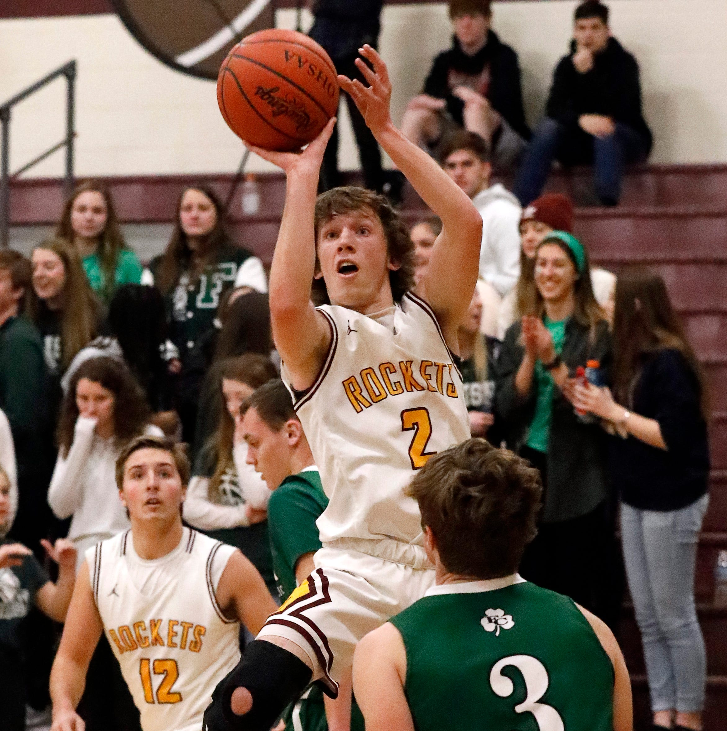 Playing on a different level, McCartney leads Berne Union past Fisher Catholic