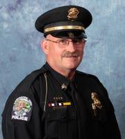 Sgt. Mark Remington, retired Lancaster Police officer