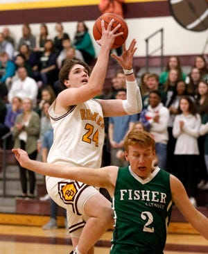 Berne Union senior Brock Unger was named Division IV All-Ohio by the Ohio Prep Sportswriters Association on Monday.