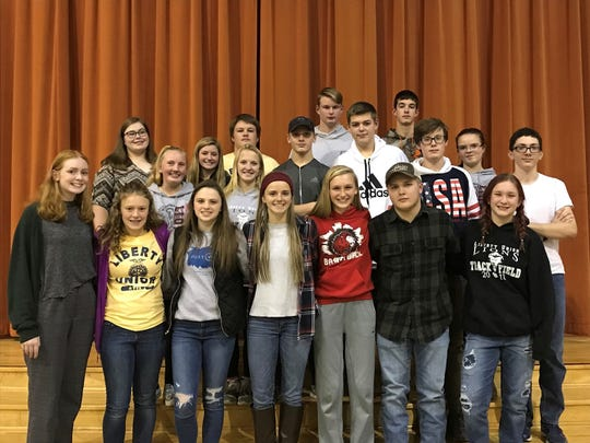 Liberty Union FFA chapter