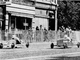 Children race in the 1973 Clinton County Soap Box Derby
