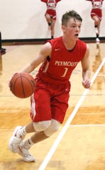 Plymouth's Walker Elliott will be the leader of a Big Red team hoping to lay the foundation to return the program to the glory days.