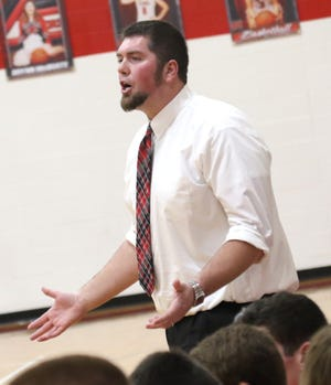 Plymouth coach Derrick Shelenberger will man the North bench with his staff in the 41st News Journal All-Star Basketball Classic.