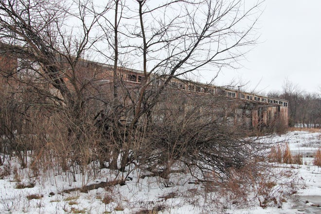 Marion Township Trustees had called for the demolition of the abandoned truck depot, 280 W. Fairground St., late last year. The structure, located near Lincoln Park, was built in 1953 and was used for shipping.