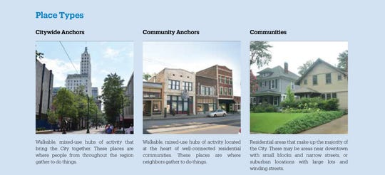 """Memphis 3.0 focuses on Place Types --  categories that attempt to capture the unique characteristics that contribute to making a """"place"""" — a location that is distinct from the areas around it."""