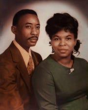 Joris Ray's parents, Charles Ray Sr. and Leoila Ray