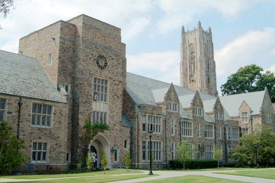 Palmer Hall at Rhodes College
