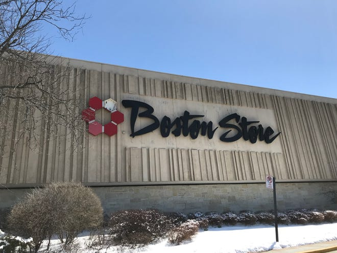 Southridge Mall's former Boston Store building could be purchased by the Village of Greendale to help redevelop the financially troubled mall.