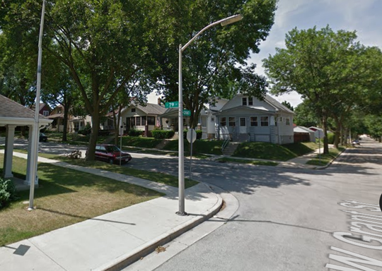 A woman was walking at 6:45 a.m. near 79th and Grant streets when a complete stranger pulled up in a car, got out and pointed a rifle at her. Then he drove away. That happened Jan. 16.