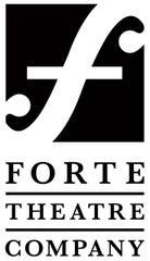 The Forte Theatre Company logo.