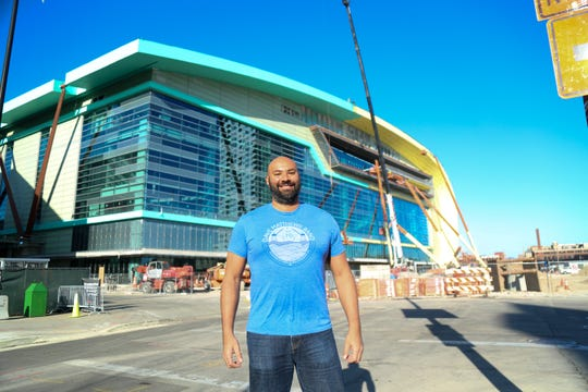 Fiserv Forum general manager Raj Saha's goal is to book 30 concerts and comedy shows at the arena for 2019. The most the BMO Harris Bradley Center ever offered in a year was 18 shows. Fiserv Forum has already announced 18 shows for the year.