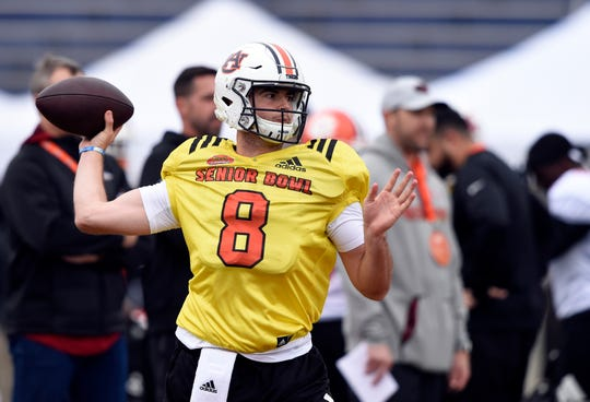 0e80f01bb47 What Jarrett Stidham is telling NFL teams about what went wrong in 2018