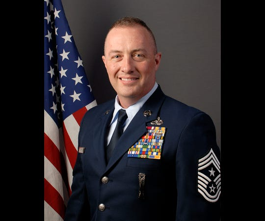 Chief Master Sgt. Michael C. May, a current resident of Fairview, has been appointed as the new state command chief for the Indiana Air National Guard. Indiana National Guard