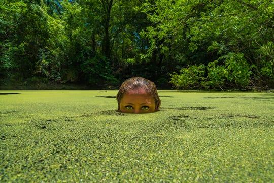 """Siren at Peacock Springs"" by Sylvan Salas"