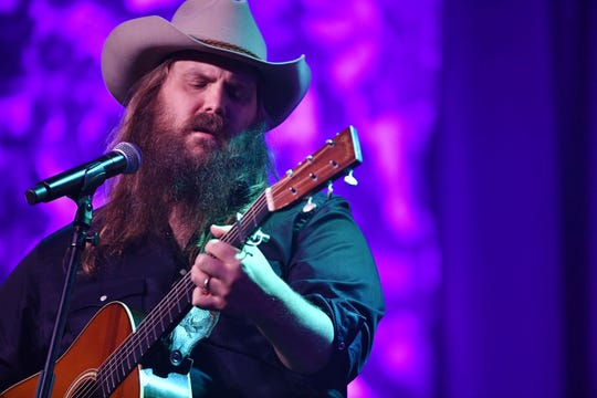 Chris Stapleton has Florida concerts set for September 2019.