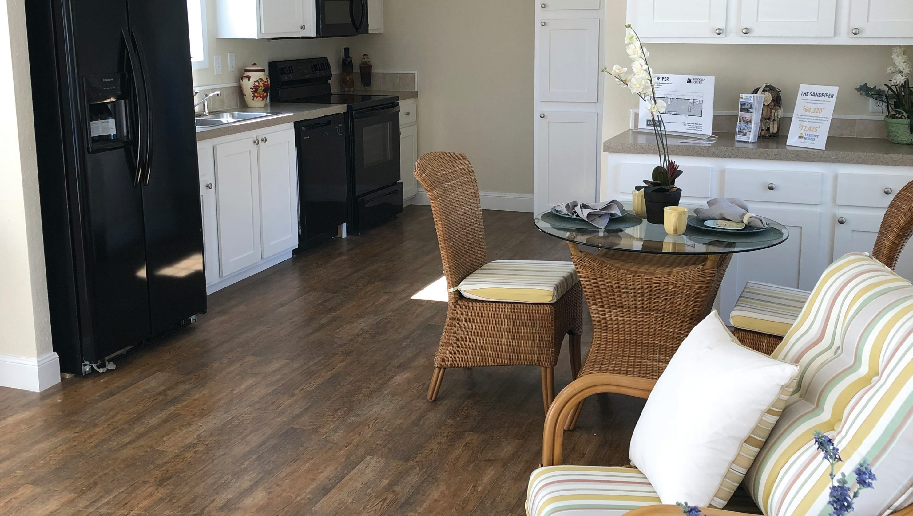 LeeCorp Homes announces delivery of Sandpiper model