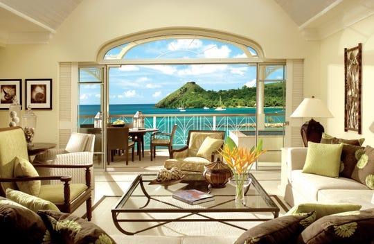 The Landings Resort & Spa in St. Lucia