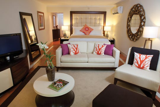 Guestroom at The House in Barbados
