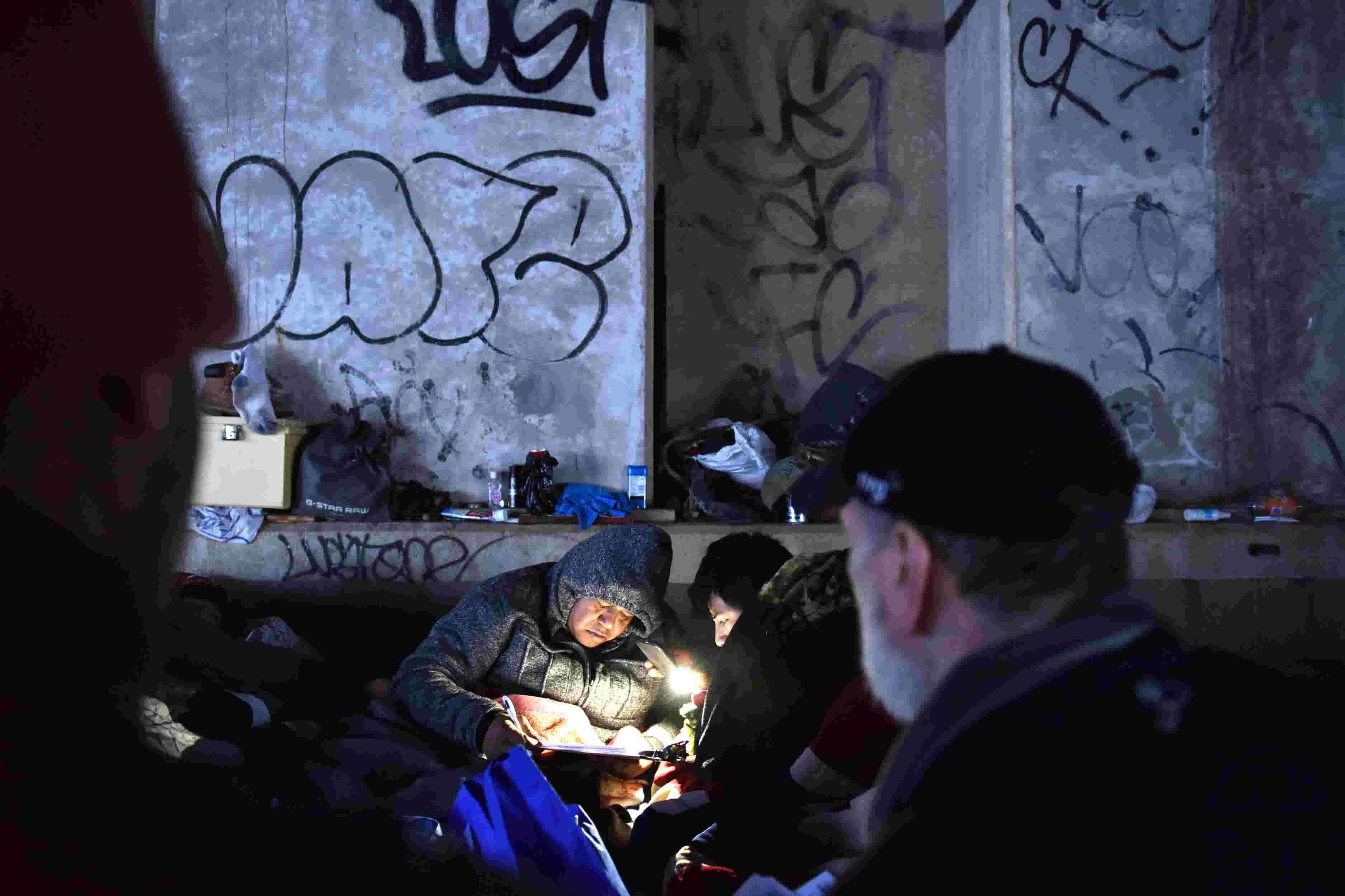 Point-in-Time of homelessness in Bergen County
