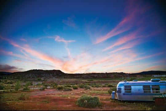 The Shooting Star RV Resort at Escalante, Utah