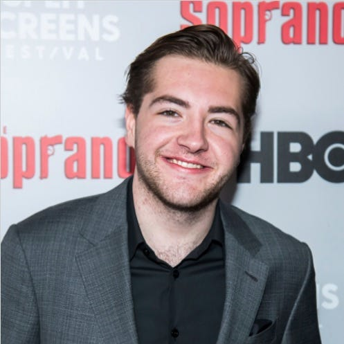 'The Sopranos' prequel movie to have James Gandolfini's son play Tony Soprano
