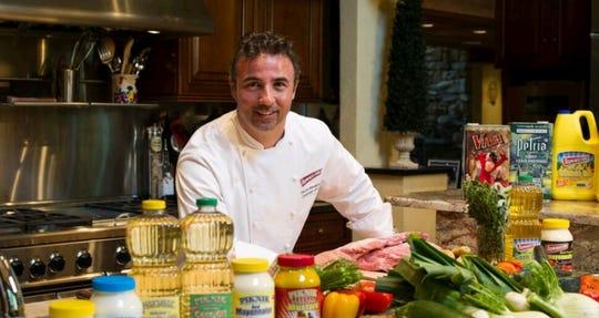 Chef Vincent Barcelona