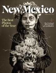 The Bruary edition of New Mexico magazine features one of the entries.
