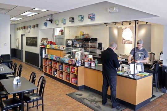 The Lunch Box restaurant on Friday, January 18, 2019, in Oshkosh, Wis. Wm. Glasheen/USA TODAY NETWORK-Wisconsin.