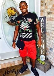 """Darnell """"D.J."""" Deas, Jr., was 16 years old when he died by suicide in June 2018. D.J. was a star athlete and student at Navarre High School from January 2017-March 2018. His family set up a foundation to honor his legacy and raise awareness about mental health and suicide awareness, and are holding a 5K at Navarre High School in March to raise money for their scholarship fund."""