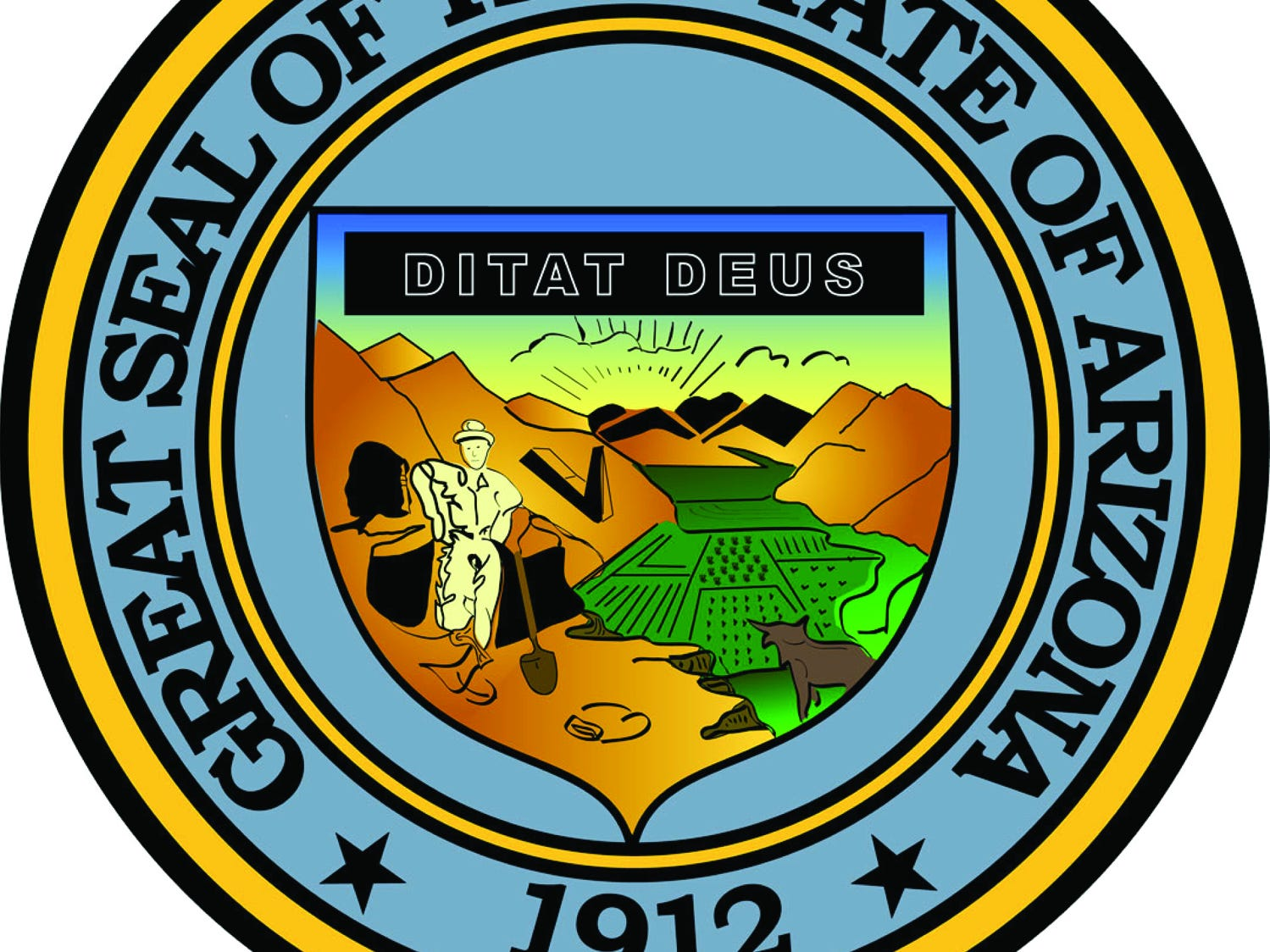 Is the Great Seal of Arizona really all that great? You decide.