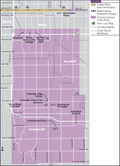 Chandler and Valley Metro are studying whether high-capacity transit in the Arizona Avenue corridor can help connect downtown Chandler to the southeast Valley.