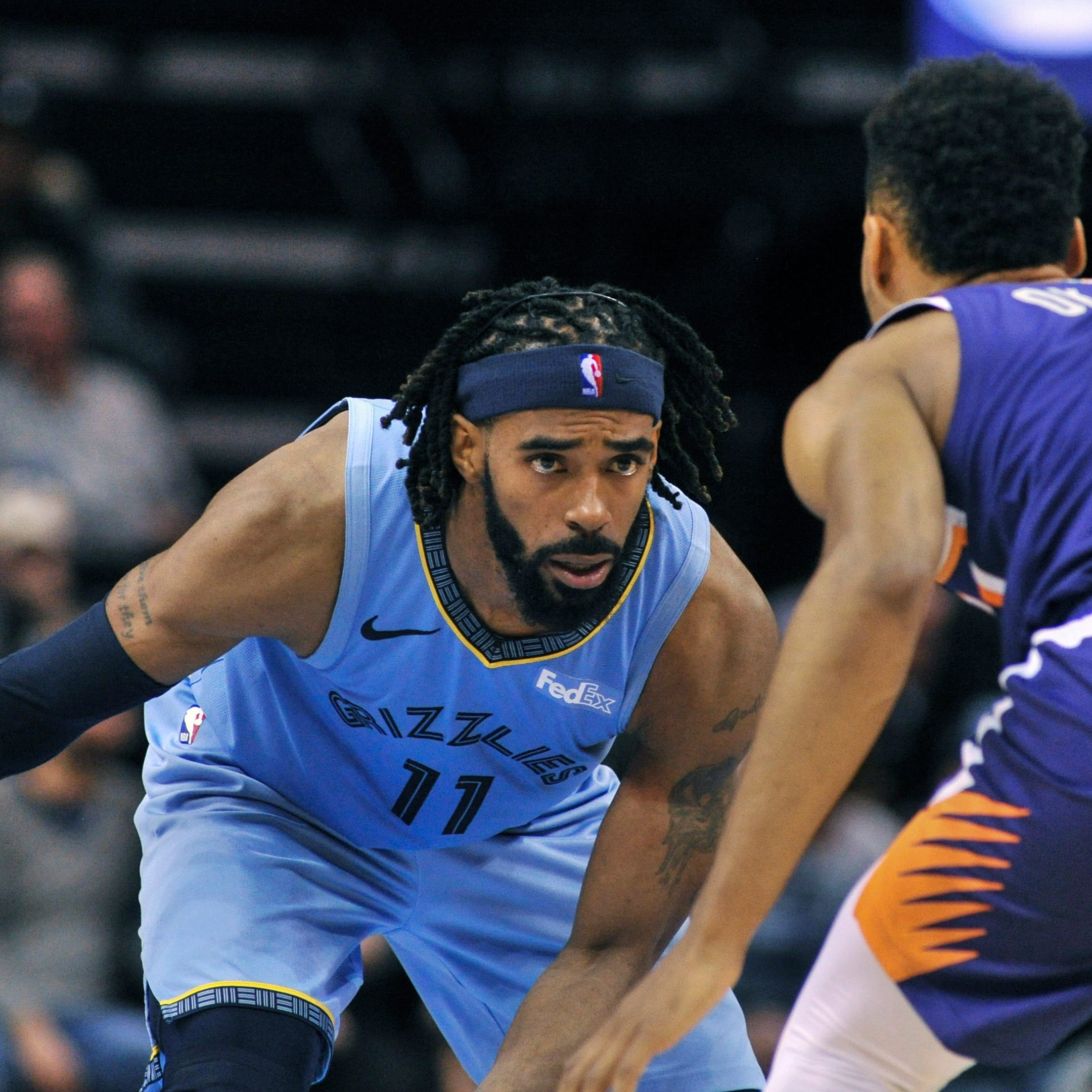 Mike Conley trade rumors: Phoenix Suns in Memphis Grizzlies trade speculation