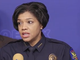 Phoenix Police Chief Jeri Williams announces the arrest of Nathan Sutherland, 36, a Hacienda HealthCare nurse, Jan. 23, 2019.