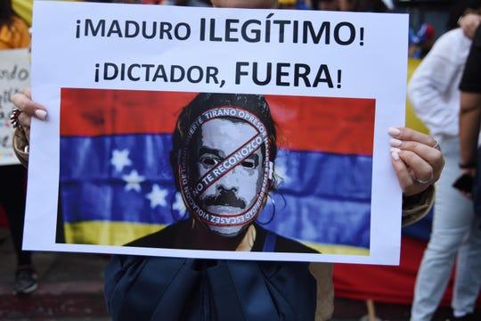 Varias protestas se han suscitado en Venezuela en contra del gobierno de Nicolás Maduro.