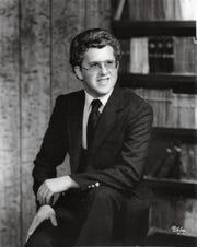 Robert Howard, pictured in 1981