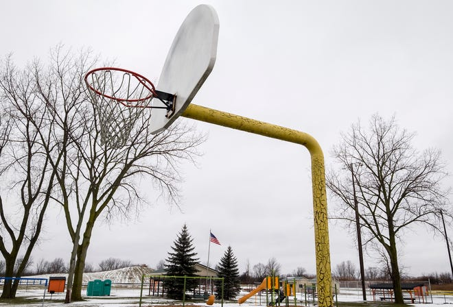 Marine City is looking to install improvements this spring at King Road Park, despite its lack of a recreation program.