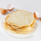Egg white wraps made by food manufacturer Crepini.