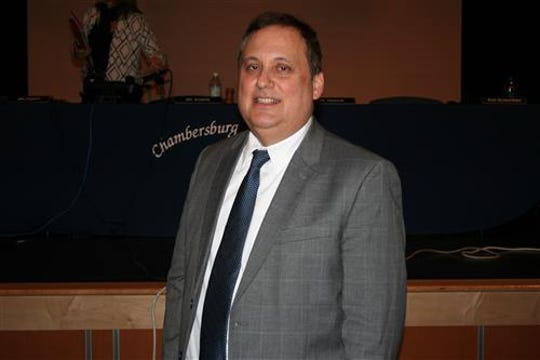 Dr. Dion E. Betts was hired to serve as superintendent of Chambersburg Area School District starting July 1, 2019.