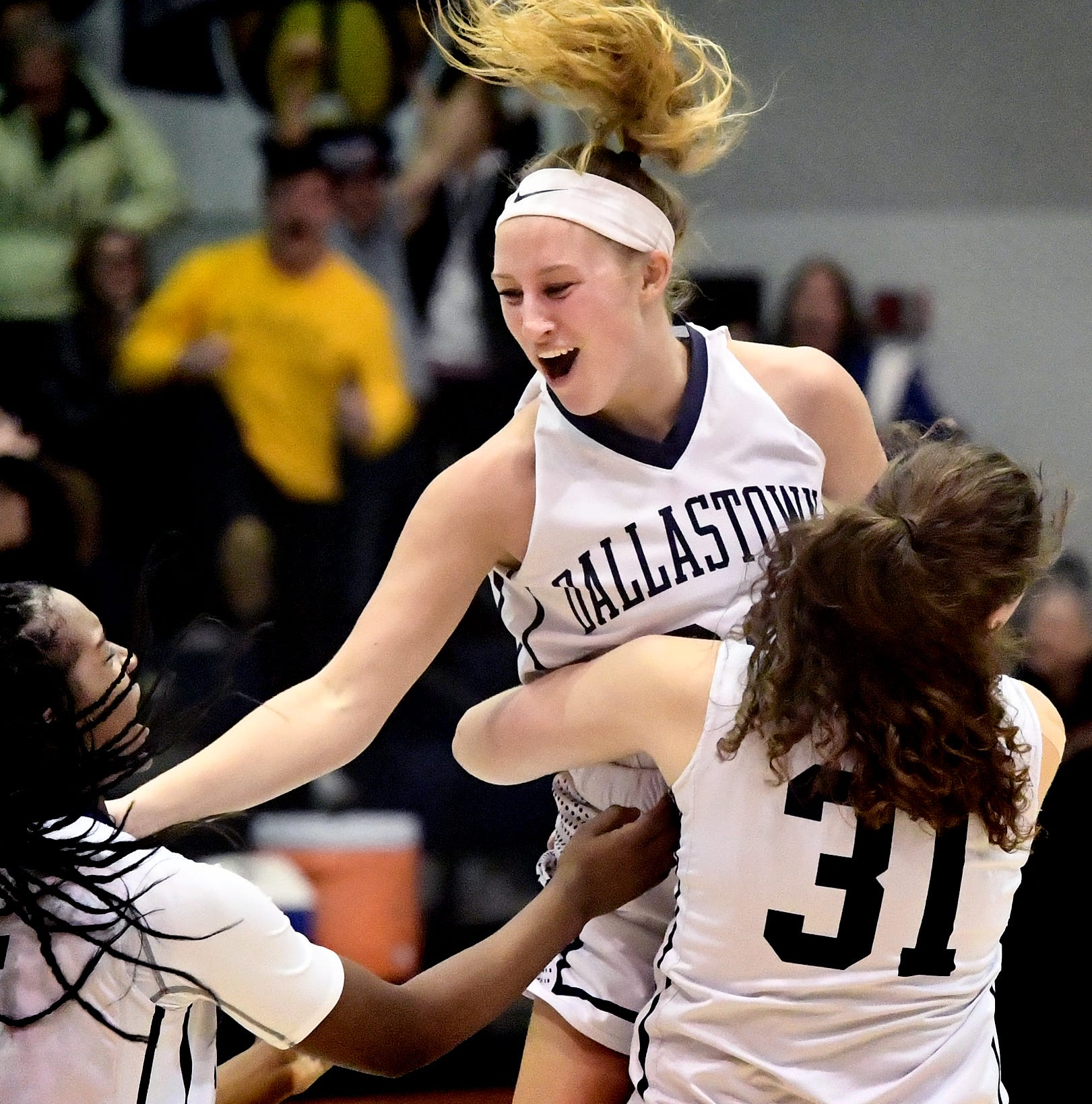 PREP ROUNDUP, TUESDAY, JAN. 22: Jamison's jumper gives Dallastown girls key triple-OT win