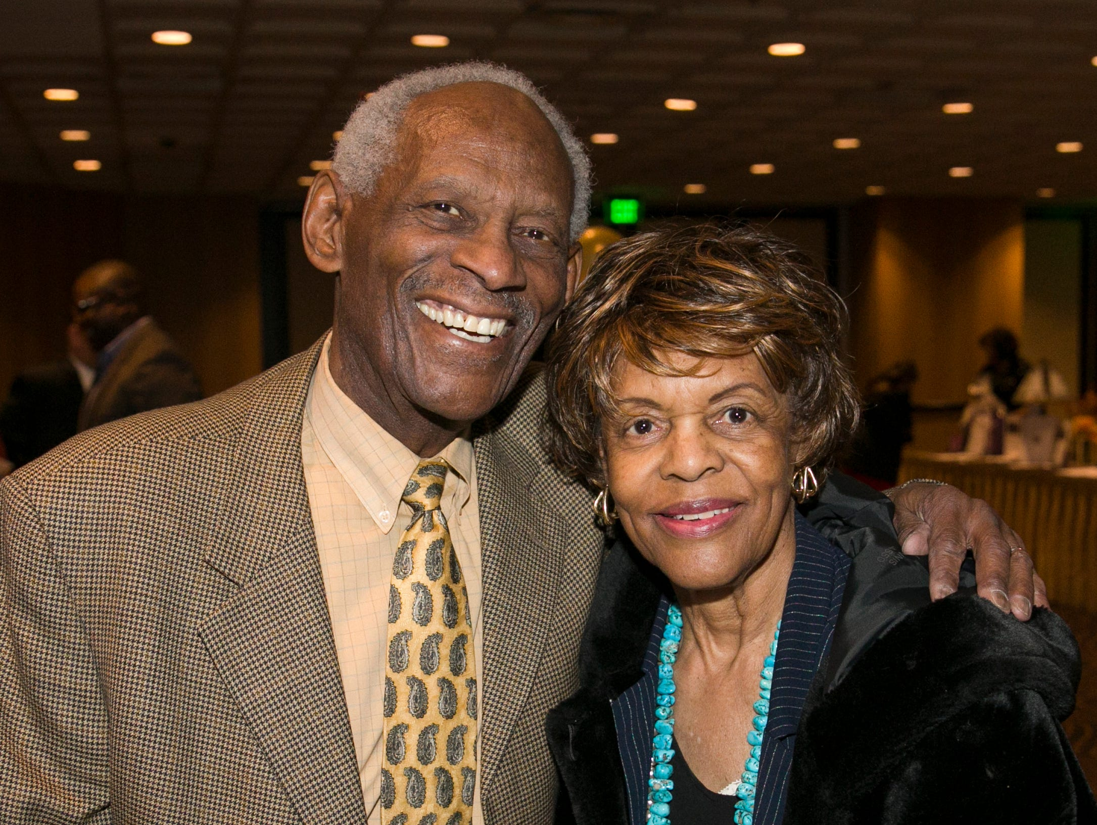 A photograph taken during the 31st Annual Martin Luther King, Jr. Birthday Celebration Dinner at the Atlantis Casino Resort Spa on Monday, January 21, 2109 in Reno, Nevada.