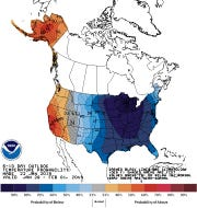 Cold air is a near-certainty in the coming days.